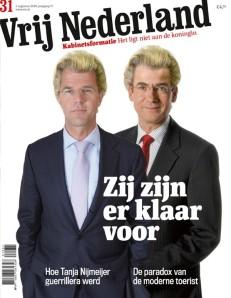Mark en Maxime Wilders